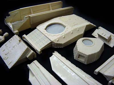 resin parts
